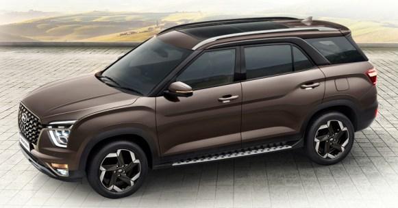 El Hyundai Alcazar podría llegar a Panamá en el próximo tiempo