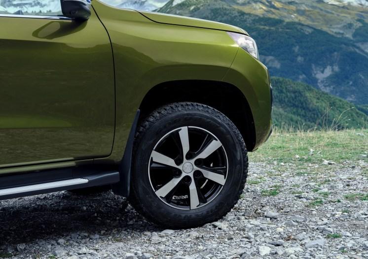 Peugeot Landtrek 2021 exterior