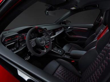 InteriorAudi RS3 2022 Sportback interior