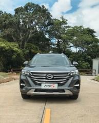 GAC GS5 exterior
