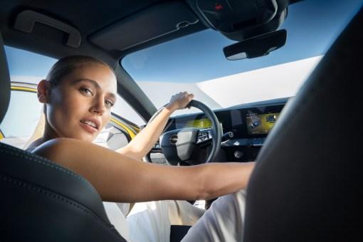Opel Astra 2022 interior