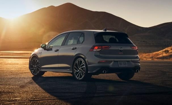 Volkswagen GTI 2022 exterior