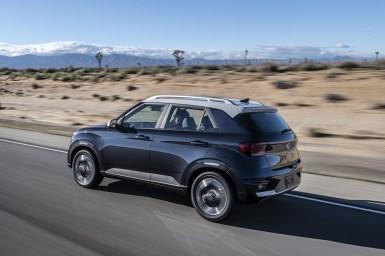 Hyundai Venue 2022: exterior