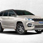 Jeep Commander 2022: Primeras imágenes