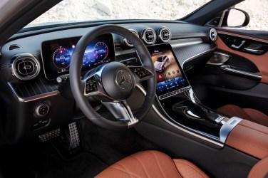 Mercedes-Benz Clase C All-Terrain interior