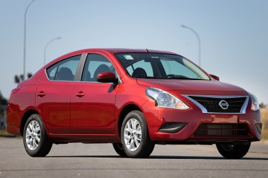 Nissan V-Drive 2022 exterior