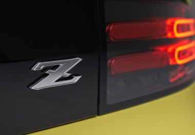 Nissan Z 2023 exterior