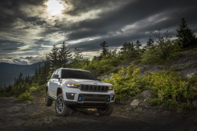 Jeep Grand Cherokee 4xe 2022 Trailhwak