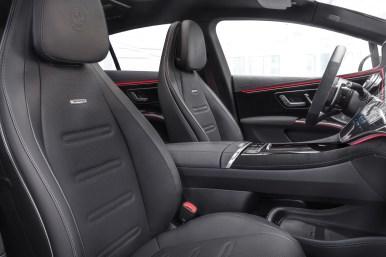 Mercedes-AMG EQS interior