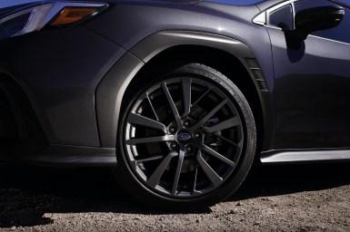 Subaru WRX 2022 exterior