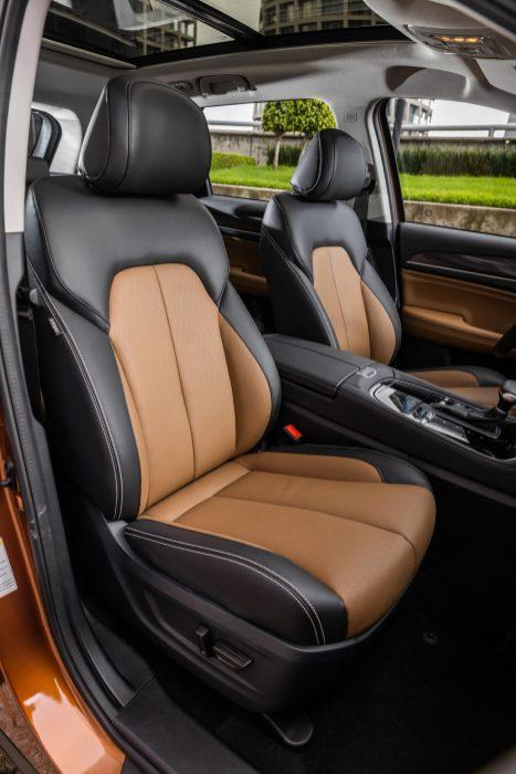 Dodge Journey 2022: Interior