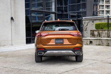 Dodge Journey 2022: Exterior