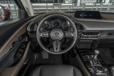 Mazda CX-30: Interior