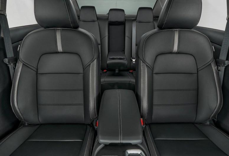 Nissan Sentra 2022: Interior