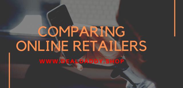 Comparing Online Retailers