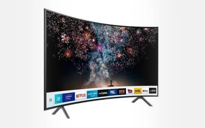 Curved Samsung TV 49 on Sale