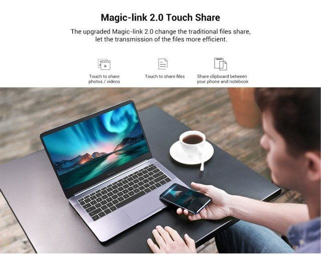 Images About HUAWEI Honor Magic Book 2019