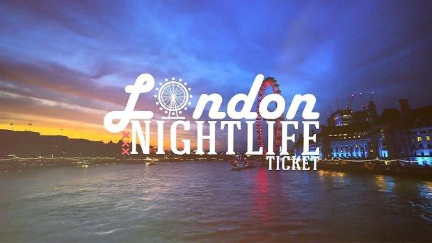 London Nightlife Ticket