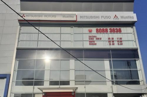 Dealer Mitsubishi Dewi Sartika Cawang Jakarta Timur