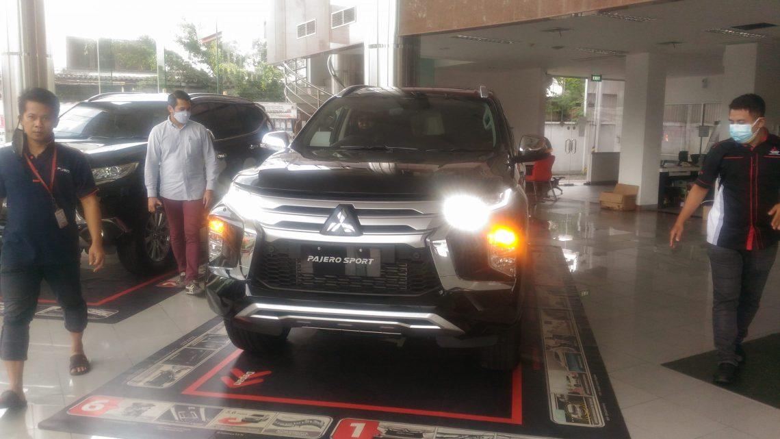 Dealer Mitsubishi Pajero Sport