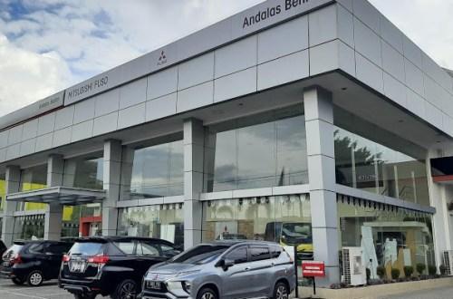Dealer Mitsubishi Sumatera Barat