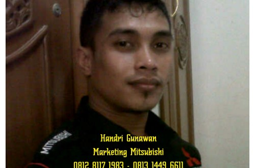 marketing mitsubishi handri