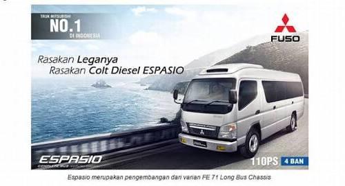 colt diesel espasio