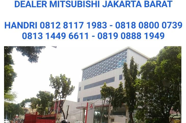 Dealer Mitsubishi Tangerang