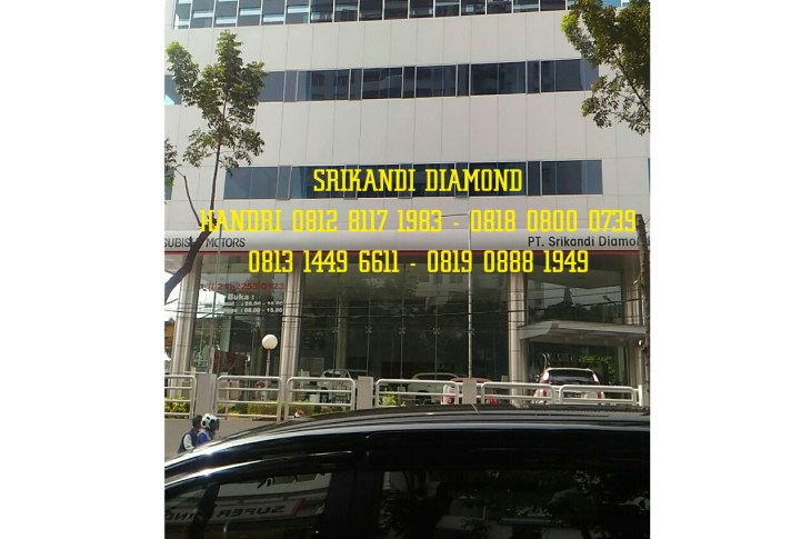 srikandi diamond