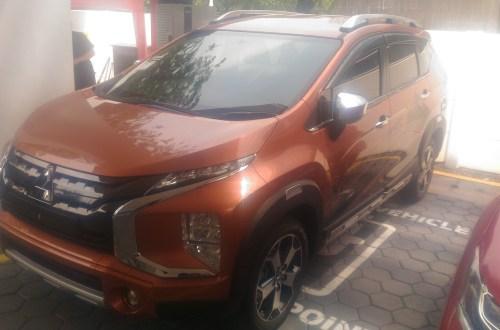 Kredit Murah Xpander Cross Dp Murah Dari Leasing MAF dan Cicilan Murah Dari Dipo