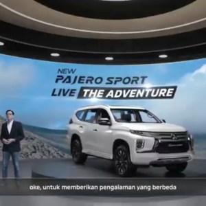 Promo New Pajero Sport Diskon dan Kredit Cicilan Murah