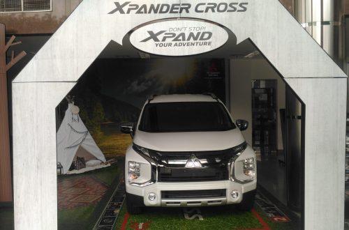 Diskon Xpander Cross