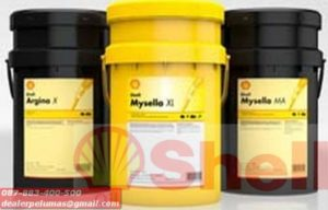 Supplai Oli Shell 10W40
