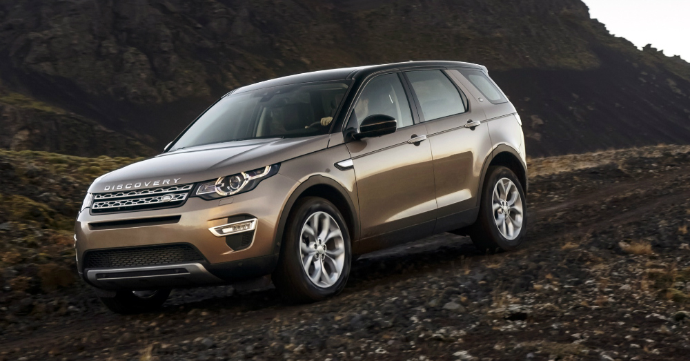 03.23.16 - 2016 Land Rover Discovery Sport