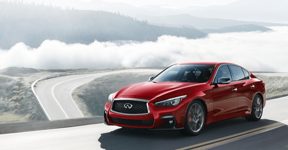 The Youthful Exuberance from INFINITI