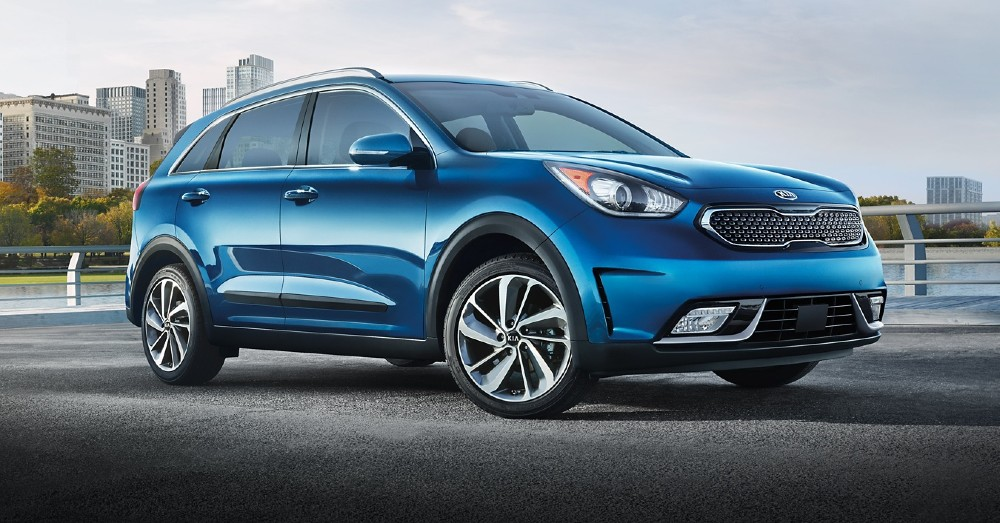 Eco-Friendly Kia Niro