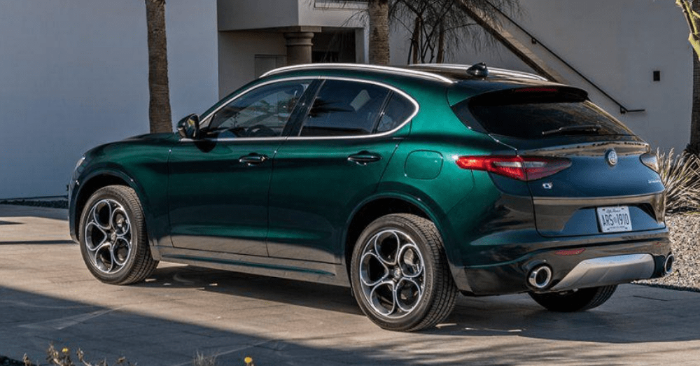 The Freshness of the Alfa Romeo Stelvio is Right for You