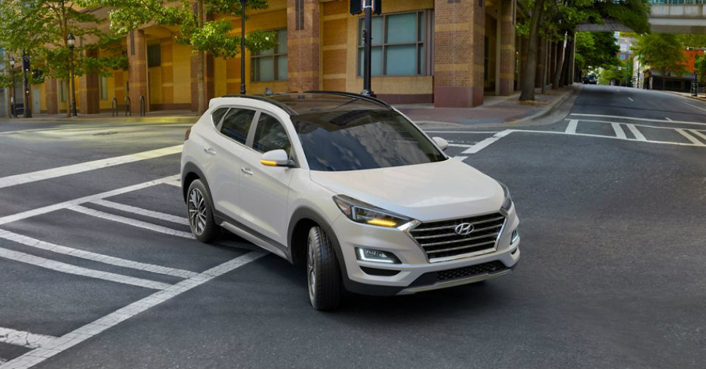 2020 Hyundai Tucson - Choose a Fun Drive Today