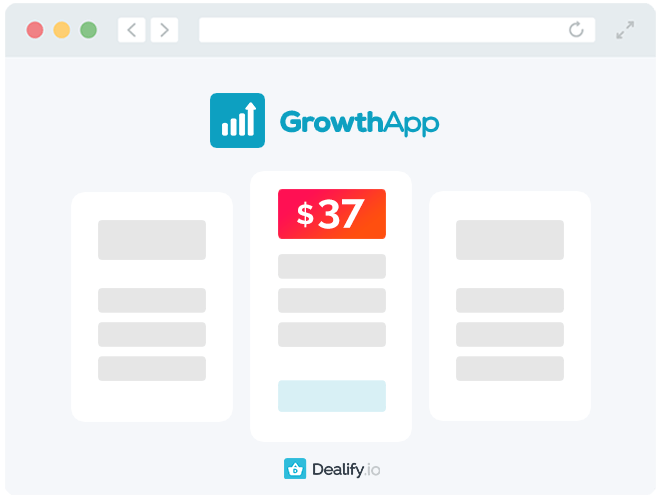 Dealify Deals For Growth Hackers