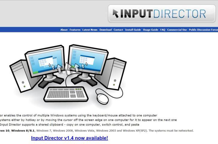 inputdirecter