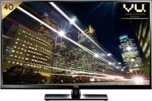 Vu 40K16 102 cm (40) LED TV Rs 21591