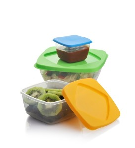 Smart Kitchen Container Set - 3 Pc Rs 51 only pepperfry