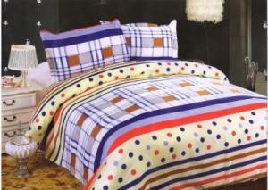 Valtellina Polycotton Geometric Double Bedsheet Flipkart flat 70 off