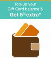 amazon top up balance get 5% extra