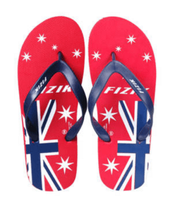 Paytm – Fizik Red Flip Flops at just Rs 70 only