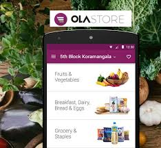 Ola Store- Get flat Rs 100 off on Rs 200 or more (New users)