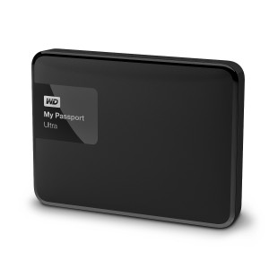 Paytm Deal - Buy WD My Passport Ultra 1 TB External Hard Drive (Black) at just Rs.3400 only