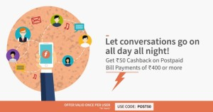 freecharge-50cb-on-400-postpaid-new-users