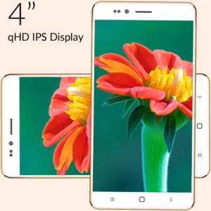 freedom 251 smartphone 4 inch qHD IPS display