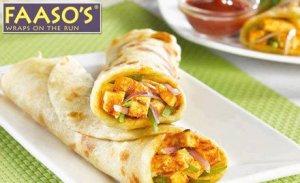Faasos- Get flat 100% cashback on your first Food Order via Citrus Wallet